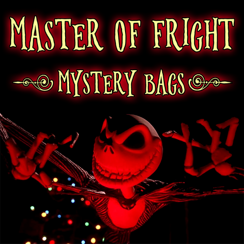 Master Of Fright Mystery Bags