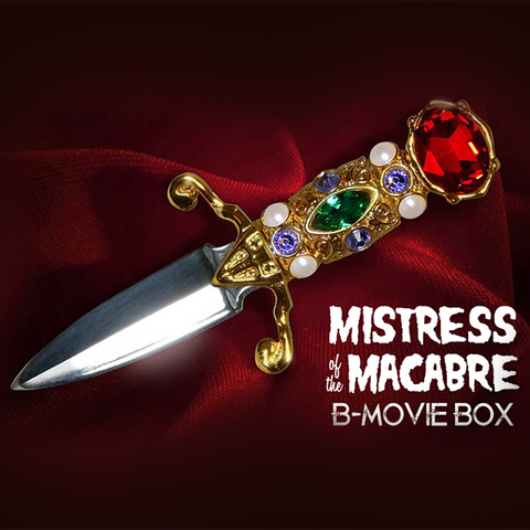Mistress of the Macabre B-Movie Box EXTRAS - 15% to 50% OFF!