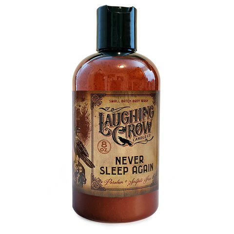 Never Sleep Again Body Wash