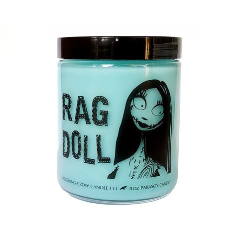 Rag Doll Candle