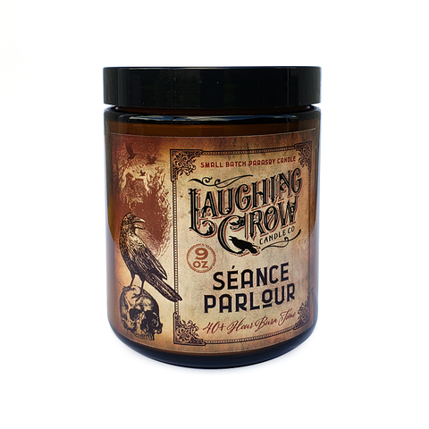 Seance Parlour Wood Wick Candle