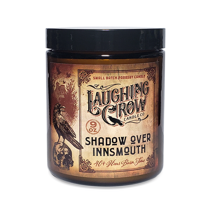 Shadow Over Innsmouth Wood Wick Candle