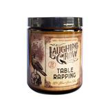 Table Rapping Wood Wick Candle
