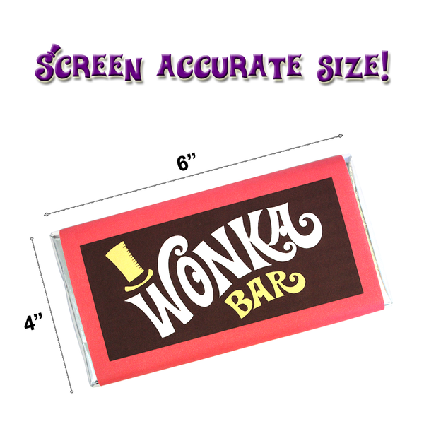 Wonka Bar Wax Melt