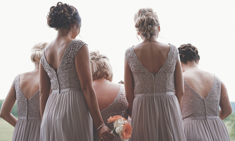 Do I Pay For My Bridesmaids' Dresses (And Other Wedding Expense Questions Answered)?