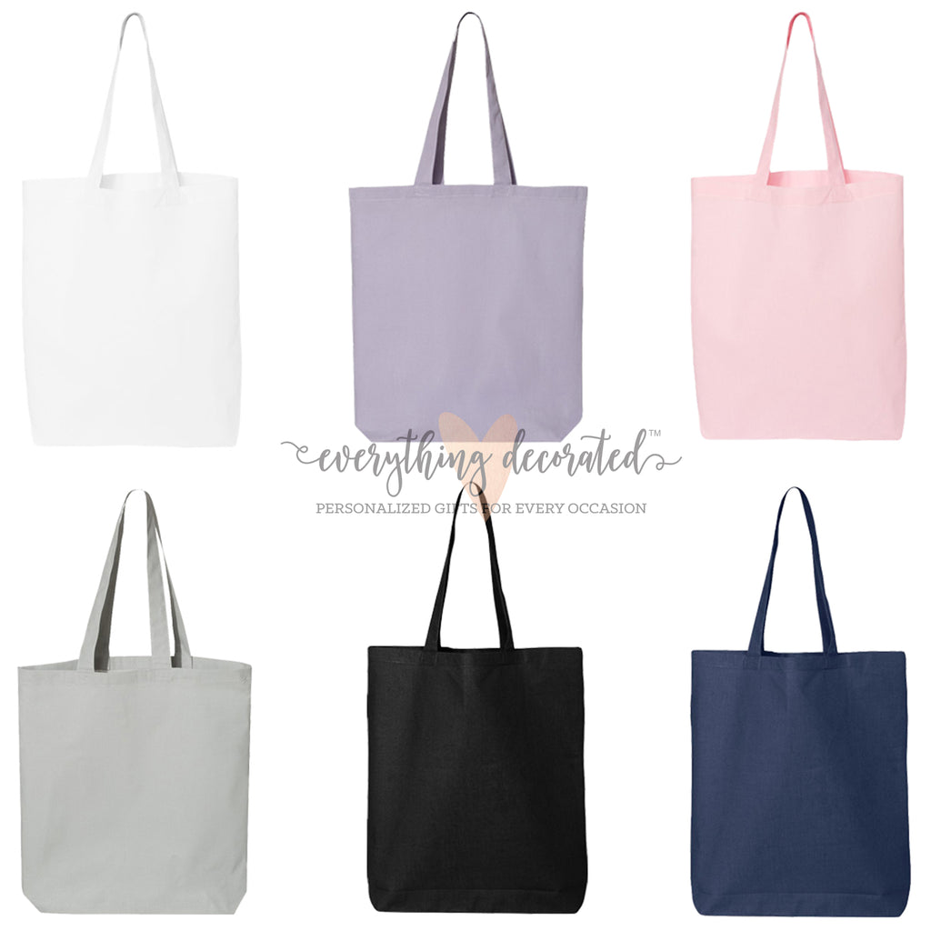 Welcome Tote Bags