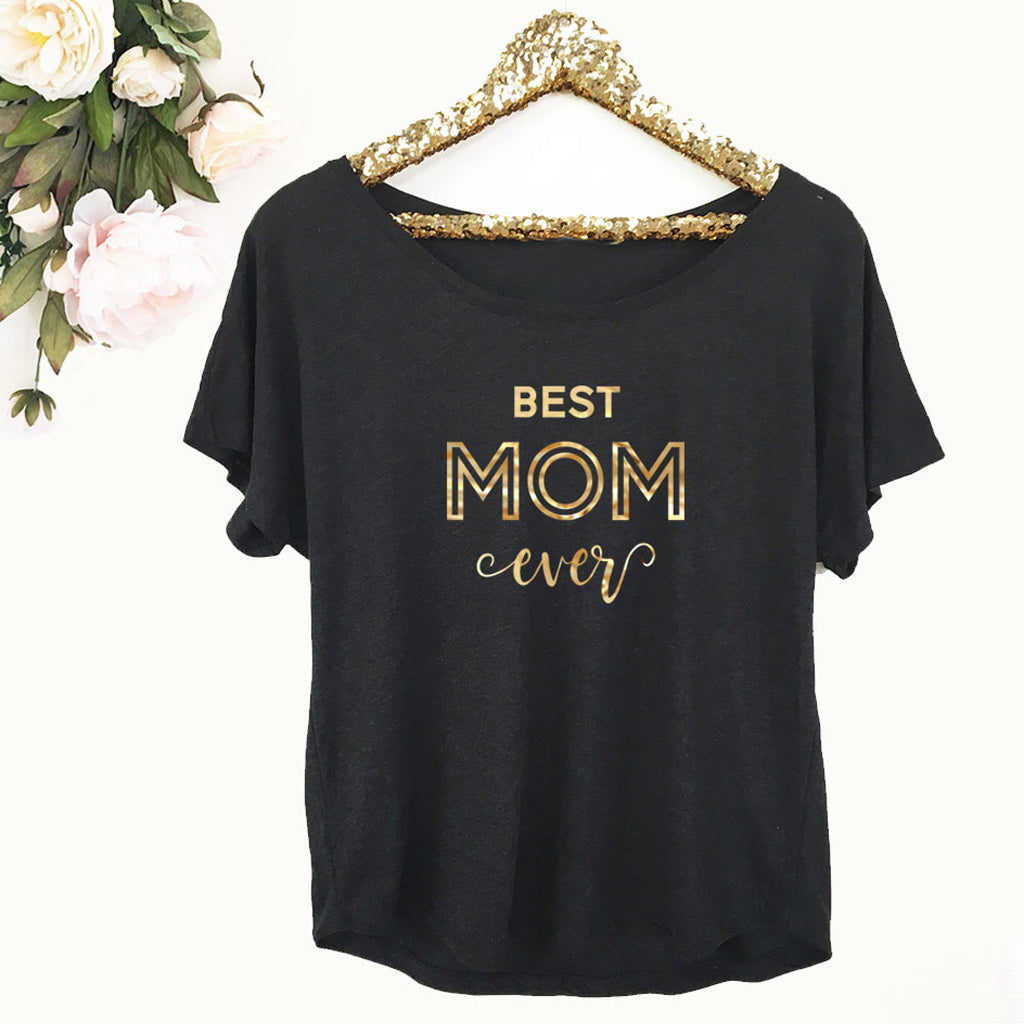 Mom Shirt - Loose Fit