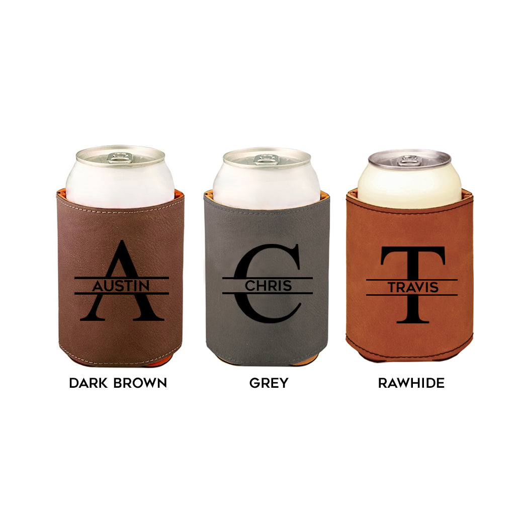 Engraved Can Cooler