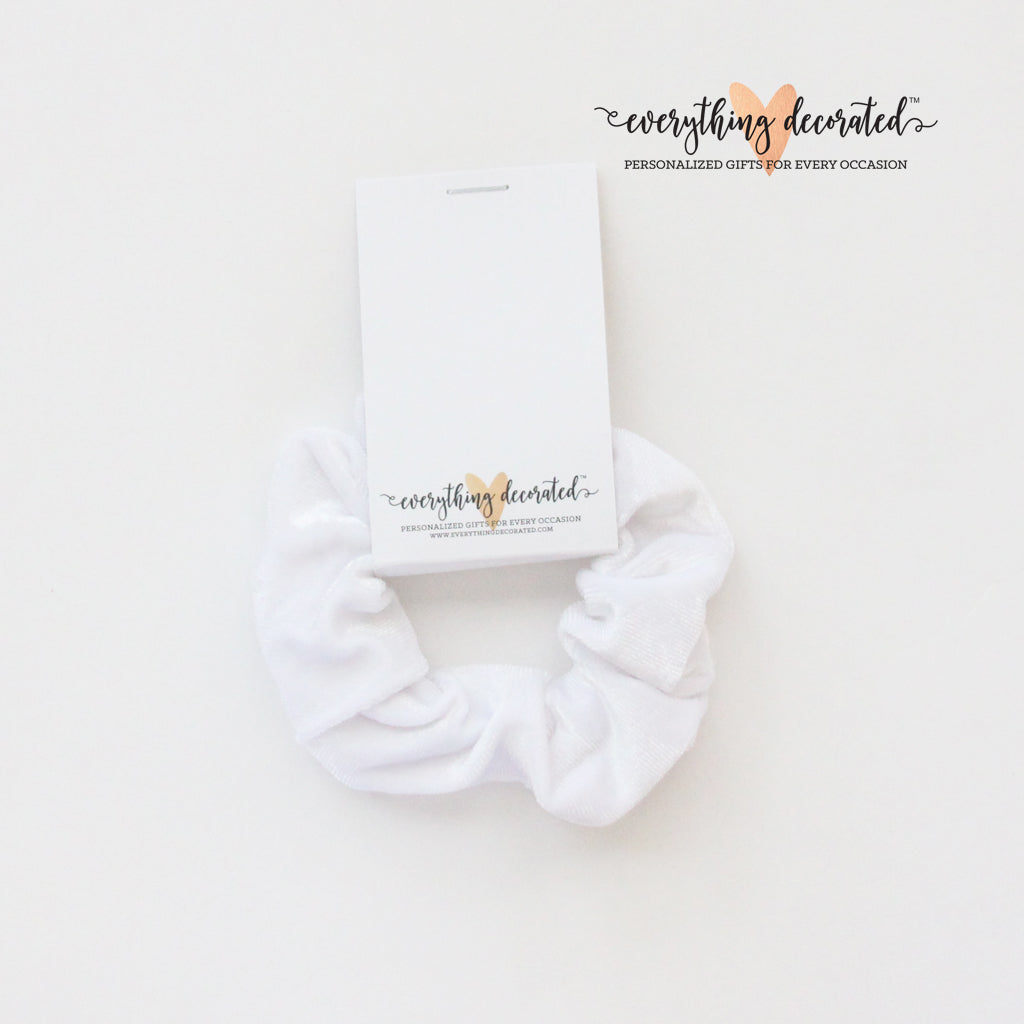 Bridesmaid Proposal Hair Ties