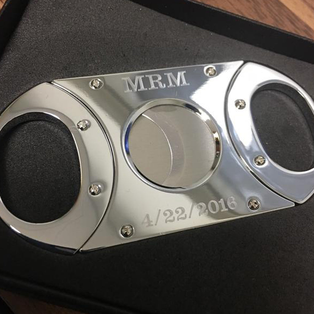 Cigar Cutter - Stainless Steel