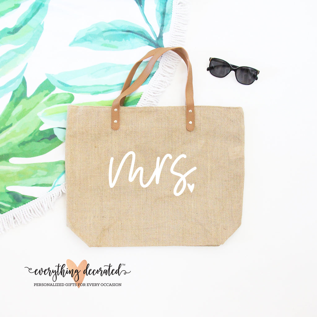 Mrs. Beach Bag