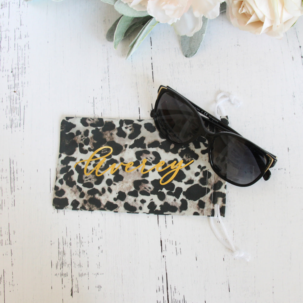 Sunglass Case for Women