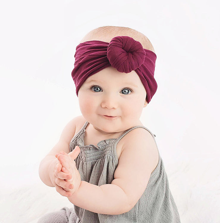 Baby Turban Headwrap