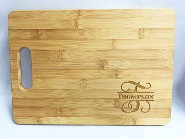 bamboo cutting board
