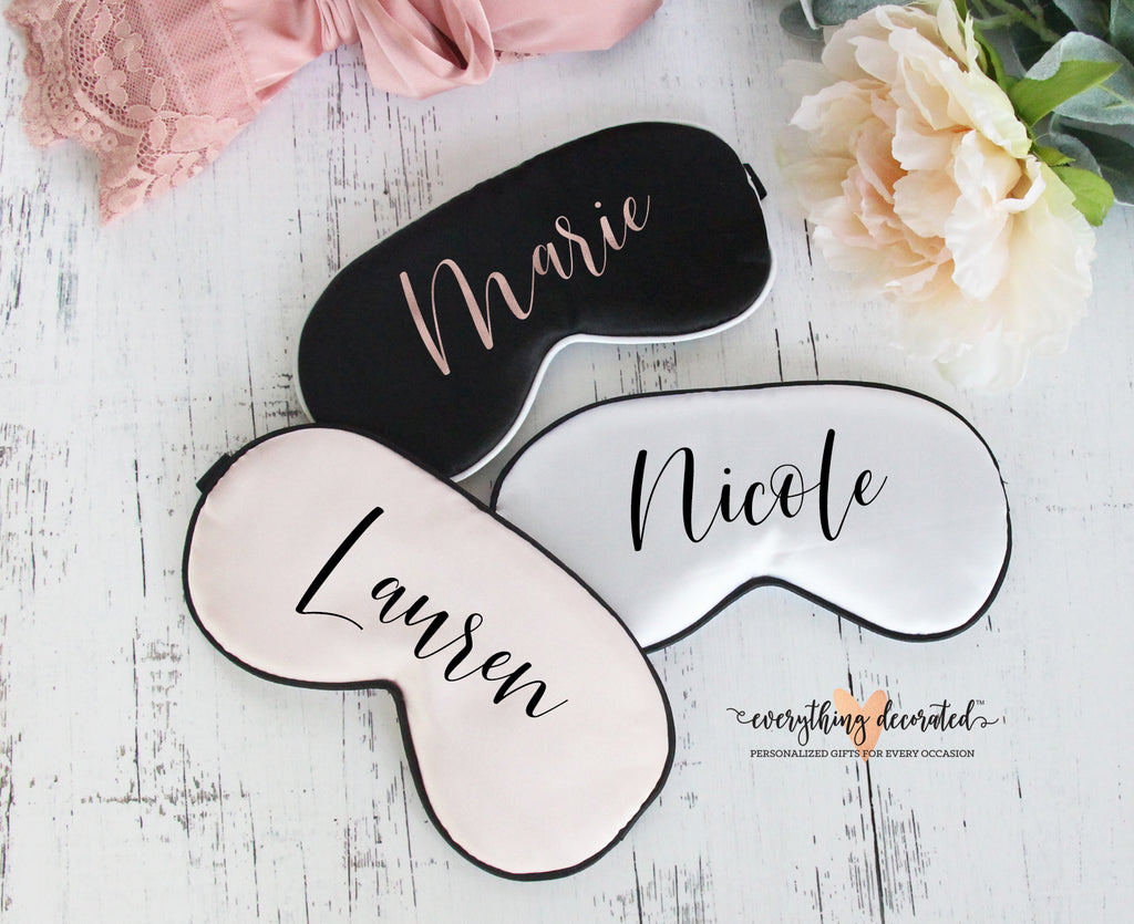 Personalized Sleep Mask