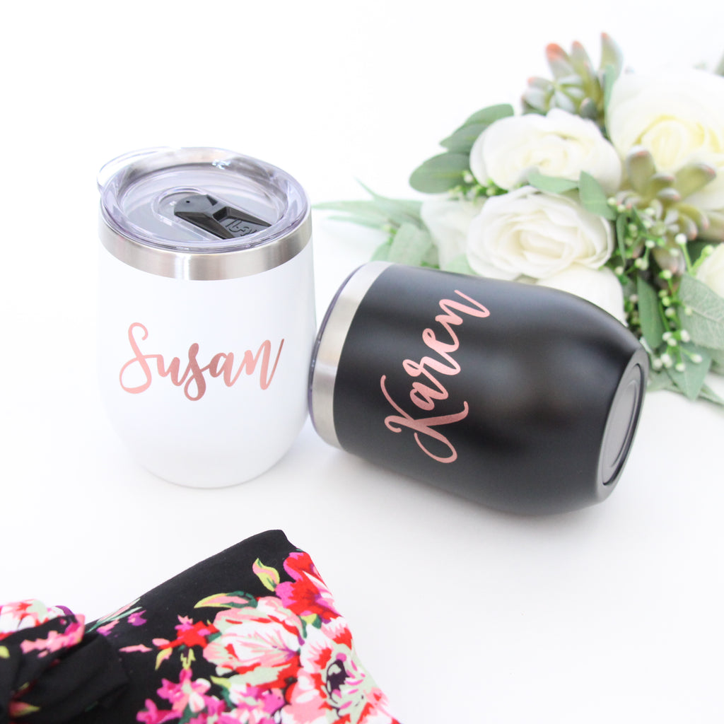 Chic and Sleek Stemless