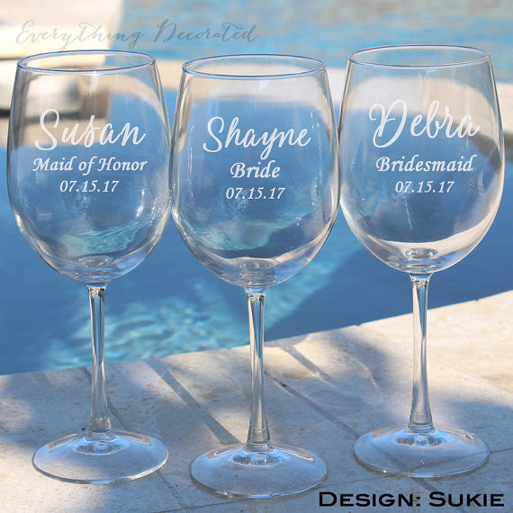 Wine Glass - 19oz