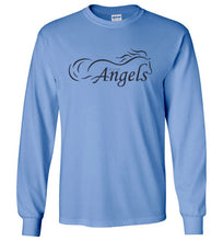 "Horse Angel's ""Pledge"" Long Sleeve Tee"