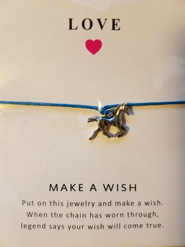 Make A Wish for a Very Special Horse Angel Rescue!