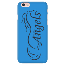 New Horse Angels iPhone Cover - Blue
