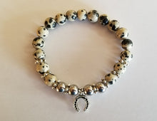 "New Equi-Energy Gems Promo Bracelet for The ""Quantico Appaloosas"""