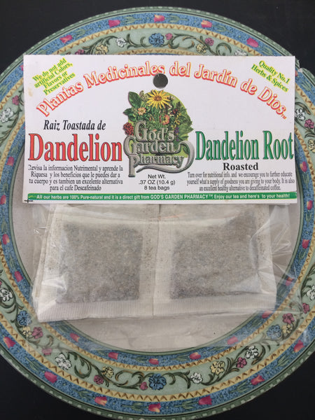 Roasted Dandelion Herbal Tea is Back!