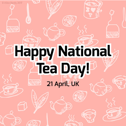 Celebrate National Tea Day With Us!