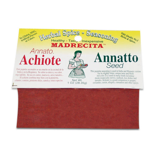 Annatto Seed, ground - Achiote