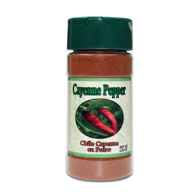 Cayenne pepper, ground - chile cayene molida