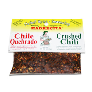 Crushed Chili - chile quebrado