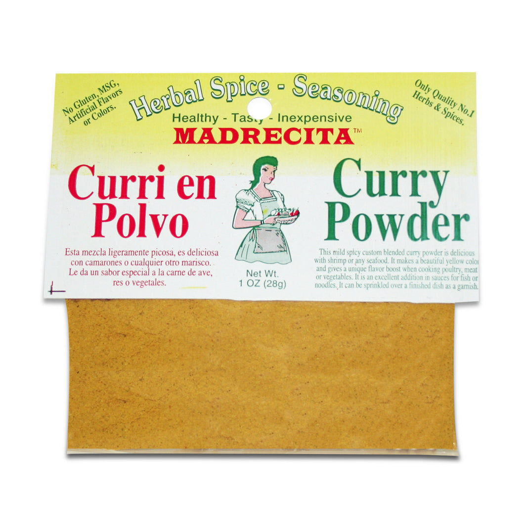 Curry Powder - Curri en polvo