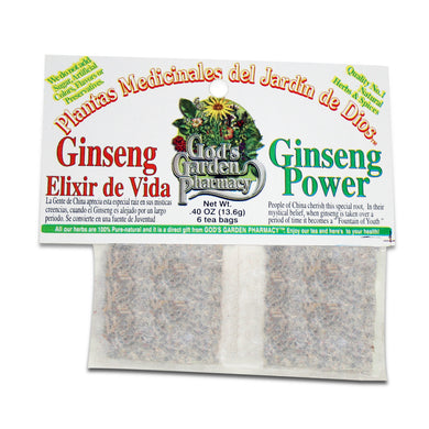 Ginseng Herbal Tea