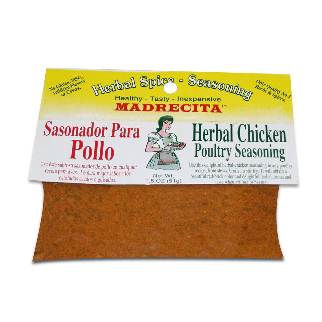 Herbal Chicken Seasoning