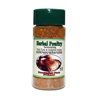 Herbal Poultry Seasoning