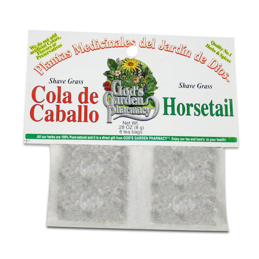 Horsetail Herbal Tea - cola de caballo