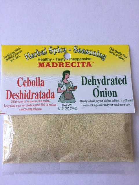Granulated Dehydrated Onion