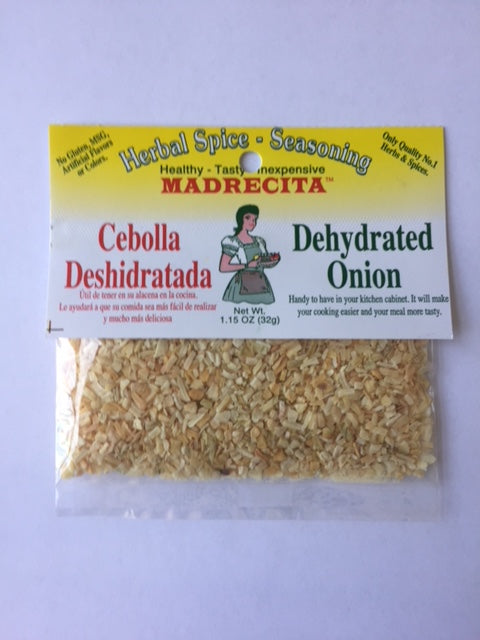 Minced Dehydrated Onion