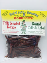 Toasted Chile de Arbol (small)