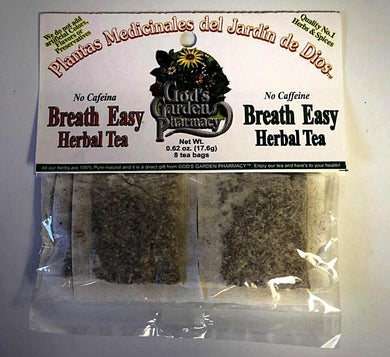 Breathe Easy Herbal Tea