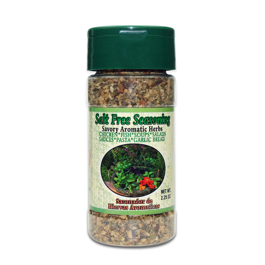 Salt Free Seasoning