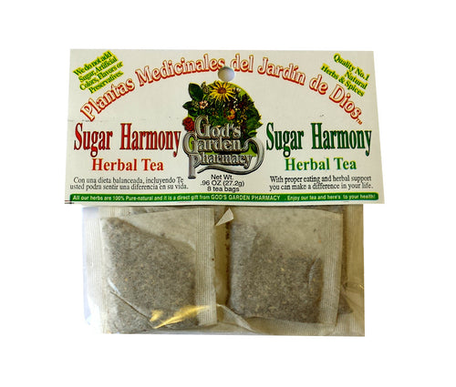 Sugar Harmony herbal tea