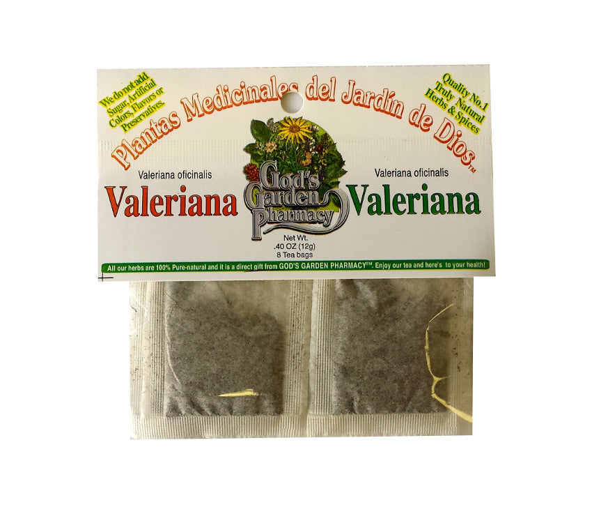 Valerian Root Herbal Tea