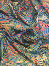 "Quick Dry Cooling Stretch Polyester - ""Mint Madness"""