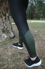 Wicking Compression Spandex - Black