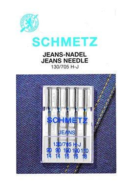 Schmetz Jeans Needle, Assorted Size
