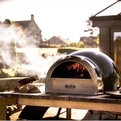 Delivita Wood Fired Ovens