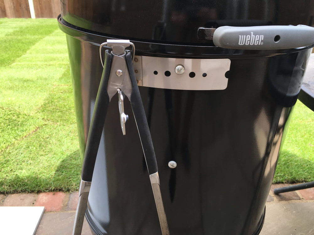 Unknown BBQ Utensil Hanger