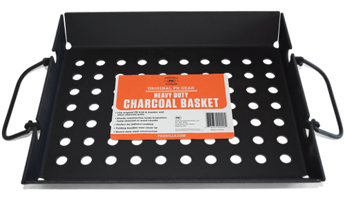PK Grills Heavy Duty Fire basket