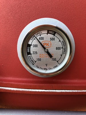 PK Grill Replacement Thermometer / Upgrade