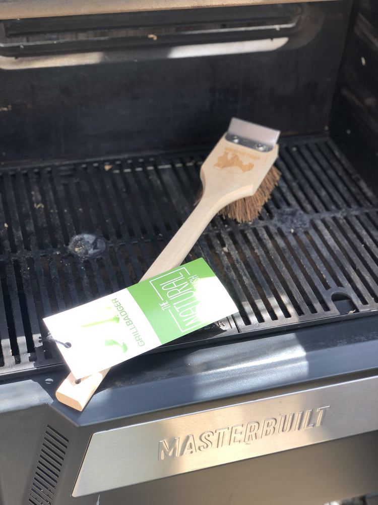 Grill Badger BBQ Brush